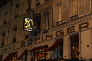 Brasserie Bofinger - Eat here if you can!